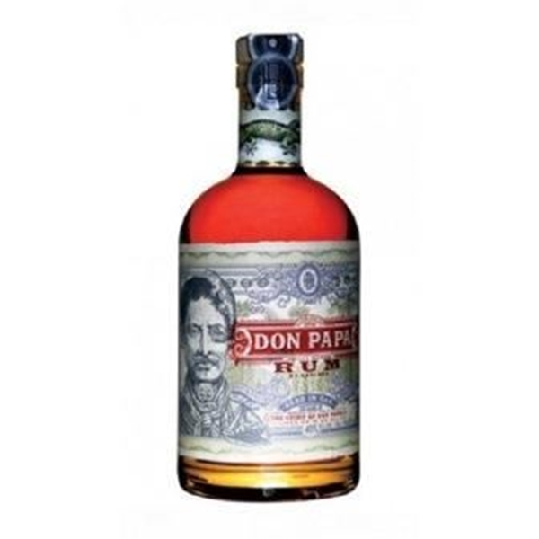 Picture of Don Papa Rum 7 yr, 70cl