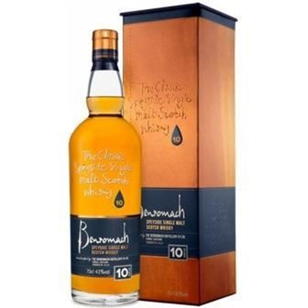 Picture of Benromach 10yr Malt, 70cl