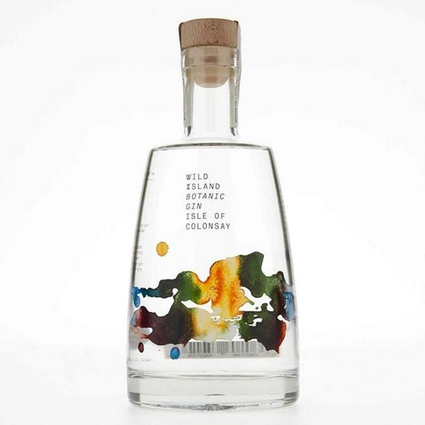 Picture of Colonsay Wild Island Botanic Gin, 70cl