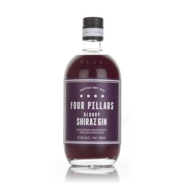 Picture of Four Pillars Bloody Shiraz, 70cl