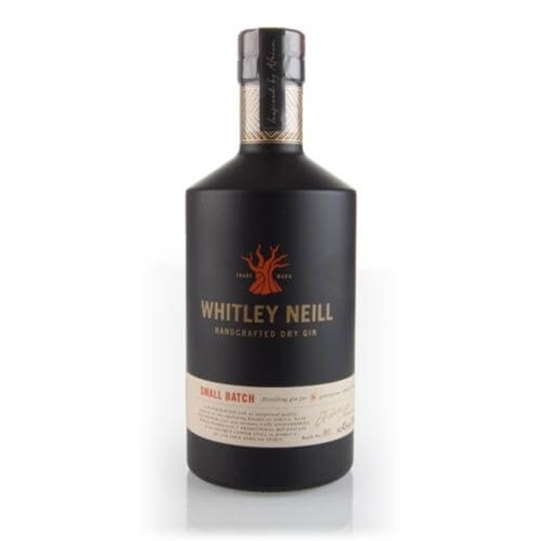 Picture of Whitley Neill Gin, 70cl