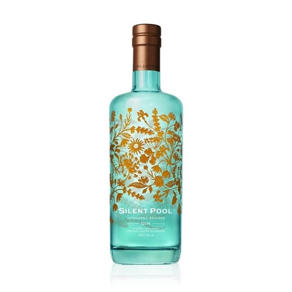 Picture of Silent Pool Gin, 70cl