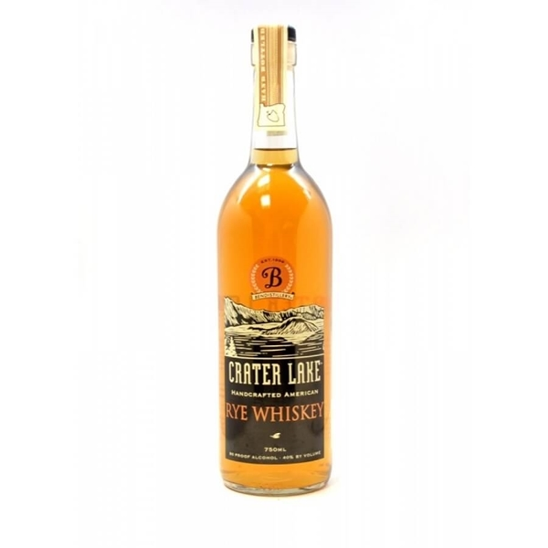 Picture of Crater Lake Rye, 70cl