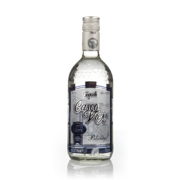 Picture of Casco Viejo Blanco 100% Agave, 70cl