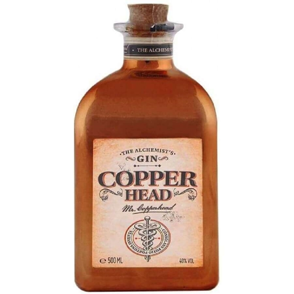 Picture of Copperhead Gin, 70cl