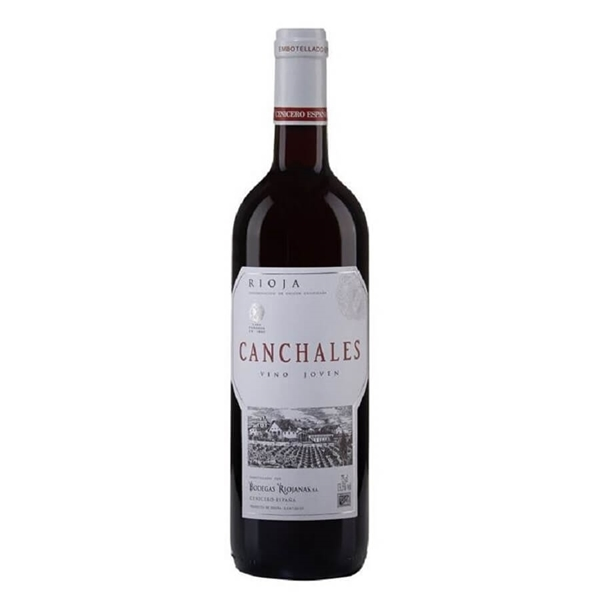 Picture of Rioja Canchales Joven, 75cl