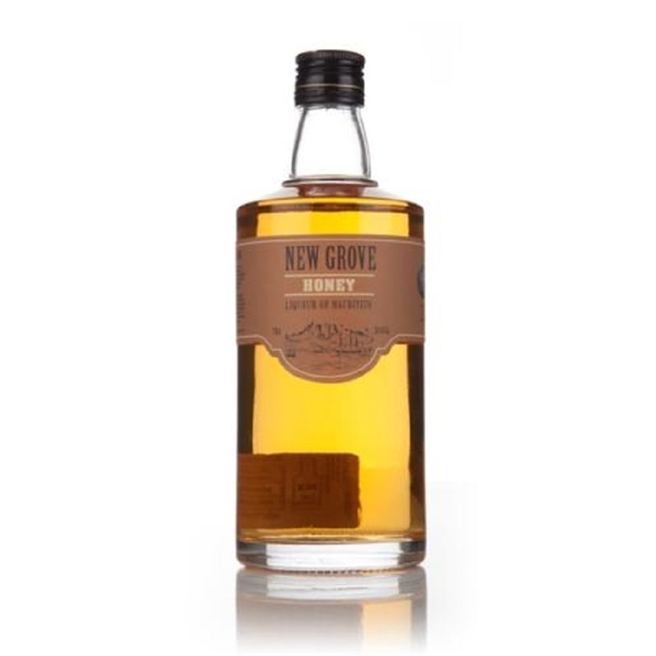 Picture of New Grove Honey Rum, 70cl