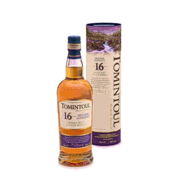 Picture of Tomintoul 16yr Speyside , 70cl