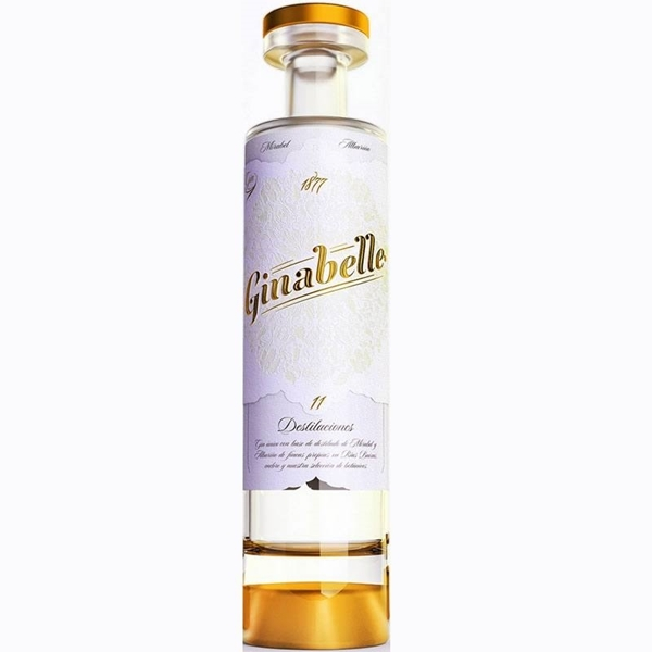 Picture of GINABELLE GIN, 70CL