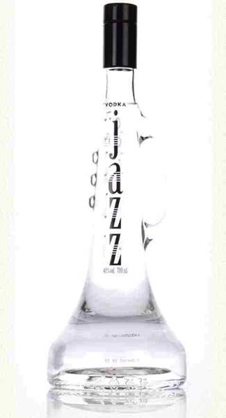 Picture of Jazz Vodka Trumpet, 70cl