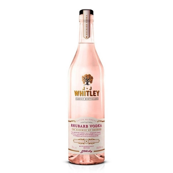 Picture of JJ Whitley  Rhubarb Vodka, 70cl