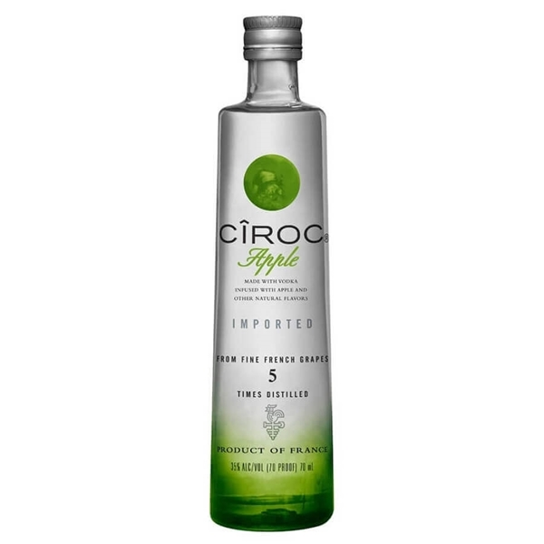 Picture of Ciroc Apple, 70cl