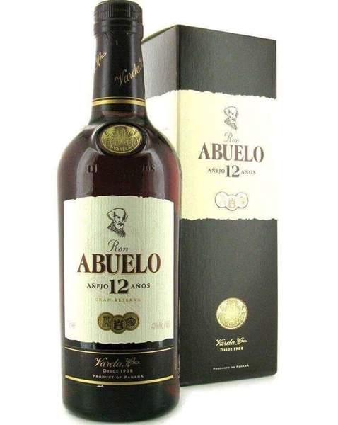 Picture of Abuelo 12yr Old, 70cl