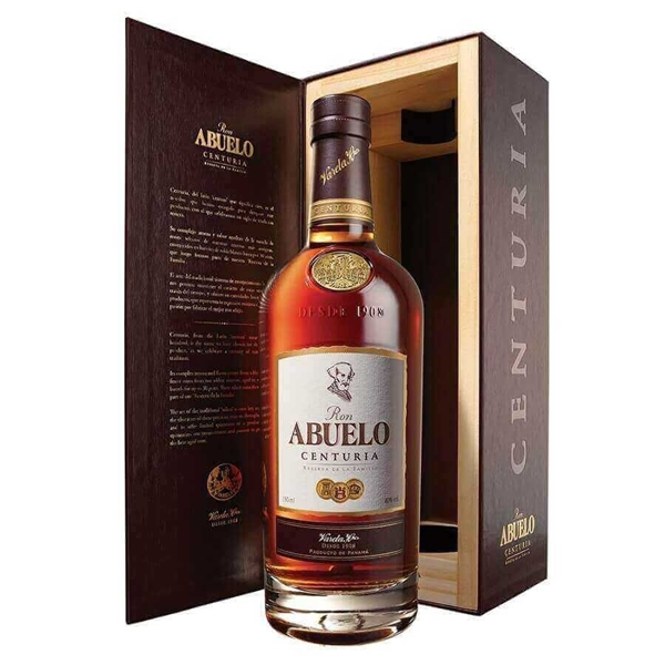 Picture of Abuelo 30yr Old  70cl
