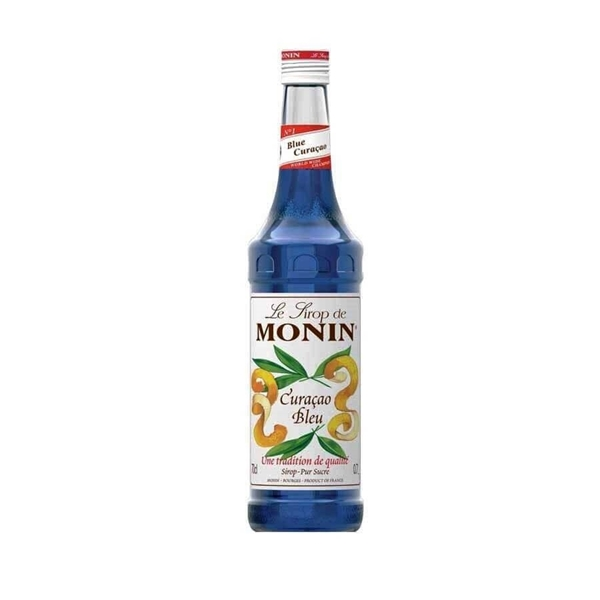 Picture of Monin Blue Curacao Syrup, 70cl