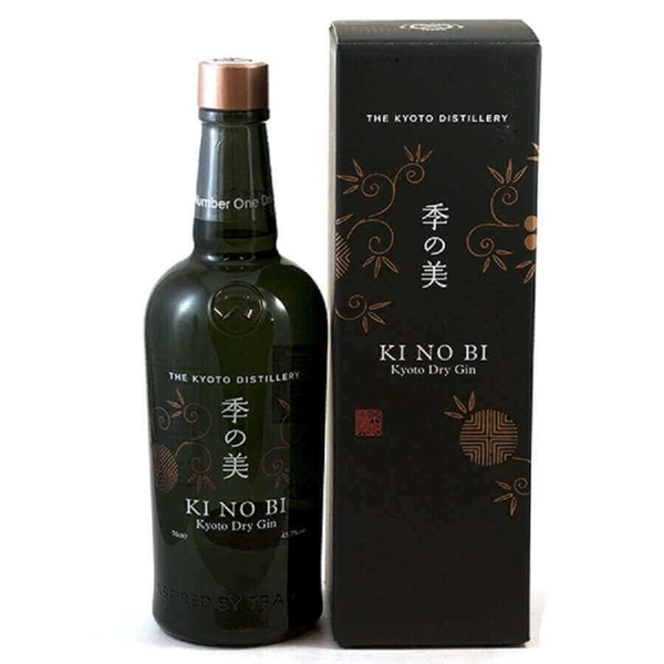 Picture of Ki No Bi Kyoto Dry Gin, 70cl