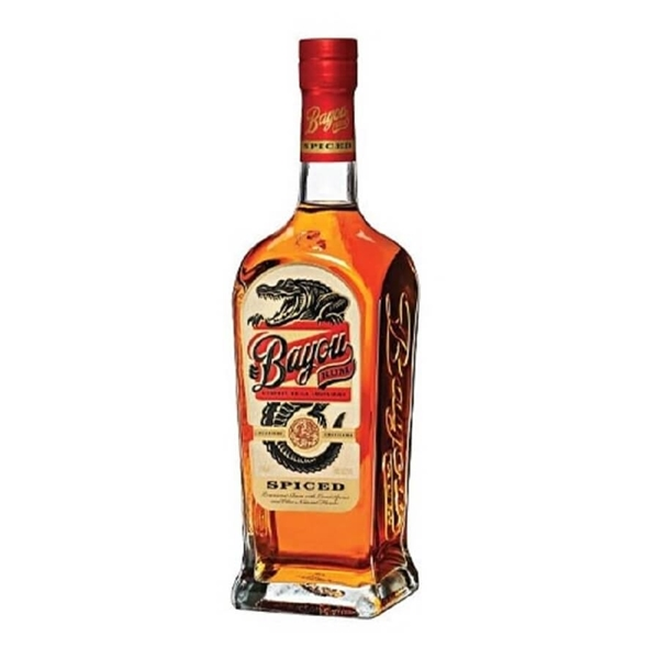 Picture of Bayou Spiced Rum, 70cl