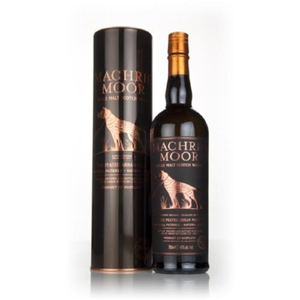 Picture of Arran Machrie Moor Peated, 70cl