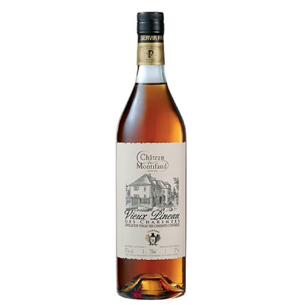 Picture of Montifaud Pineau des Charentes Red, 70cl