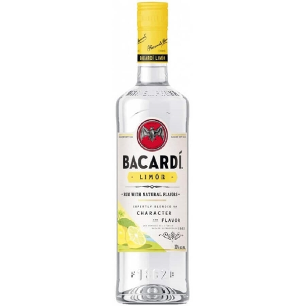 Picture of Bacardi Limon, 70cl