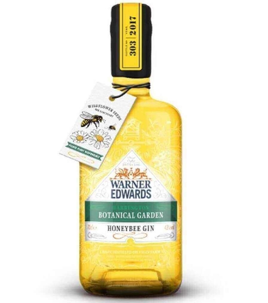 Picture of Warners Honeybee Gin , 70cl
