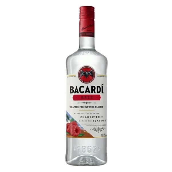 Picture of Bacardi Razz, 70cl