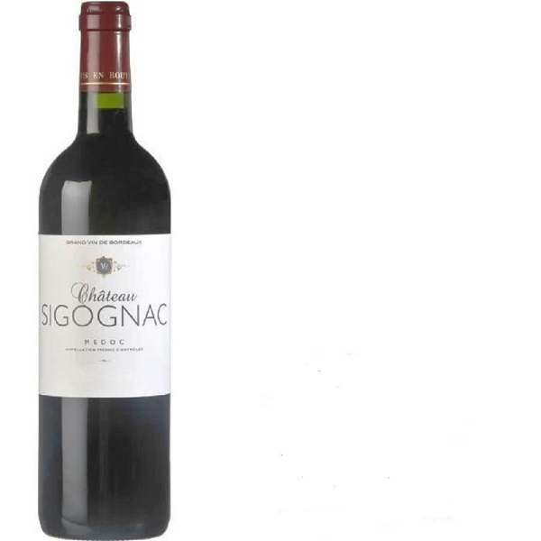 Picture of Chateau Sigognac Medoc, 75cl