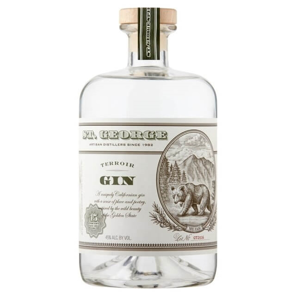Picture of saint george terroir gin , 70cl
