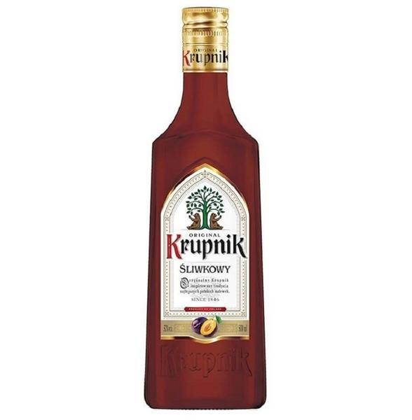 Picture of Krupnik Plum Vodka, 50cl