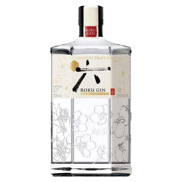 Picture of Roku Japanese Craft Gin, 70cl