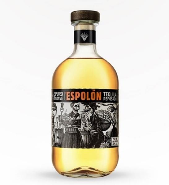 Picture of Espolon Reposado 100% Agave, 70cl