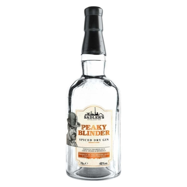 Picture of Peaky Blinder Spiced Gin, 70cl
