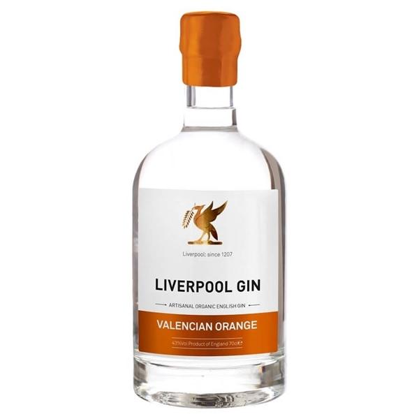 Picture of Liverpool Valencia Orange Gin, 70cl