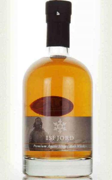 Picture of Isfjord Whiskey, 50cl * last one