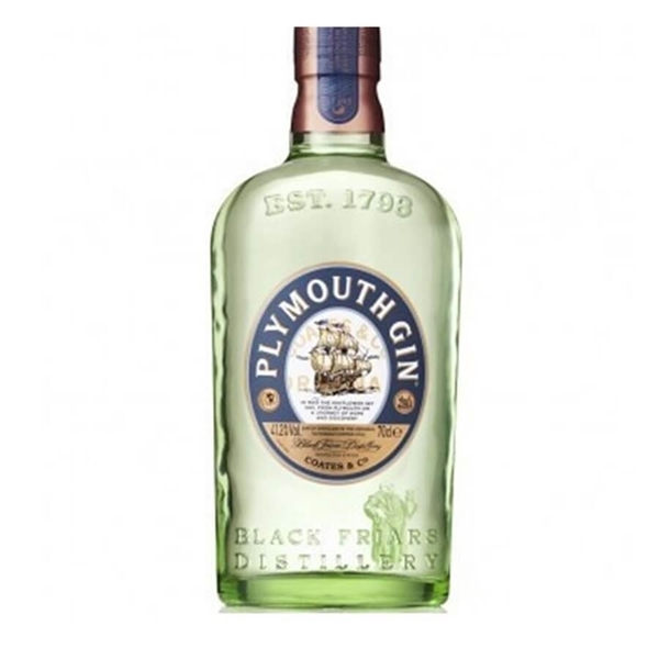 Picture of Plymouth Gin 41.2%, 70cl