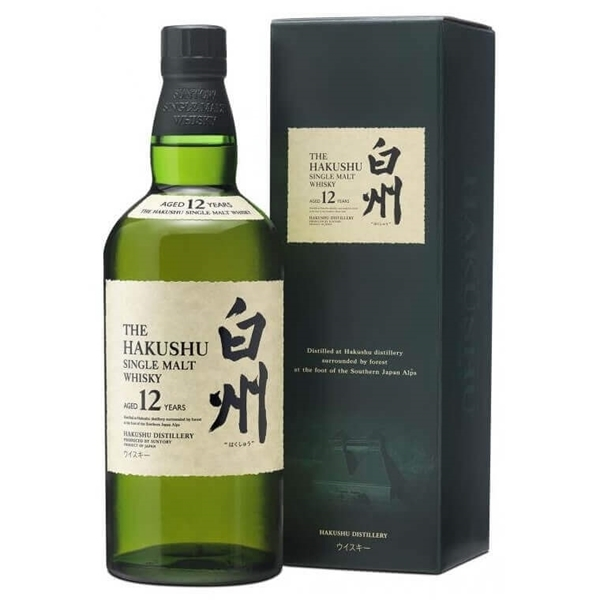 Picture of Suntory Hakushu 12yr, 70cl * one per customer