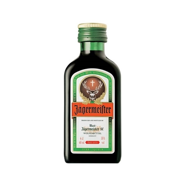 Picture of Jagermeister, 4cl