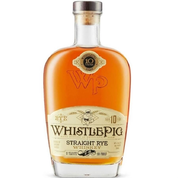 Picture of Whistle Pig 10 yr Old, 70cl