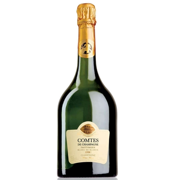 Picture of Taittinger Comtes de Champagne Blanc de Blancs, 75cl
