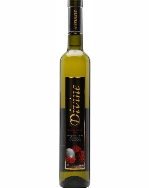 Picture of Divine Lychee Wine , 50cl