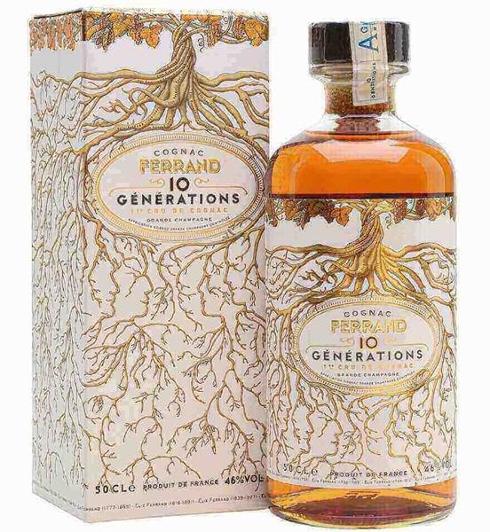 Picture of Pierre Ferrand 10 Generations 1er Cru Cognac, 50cl