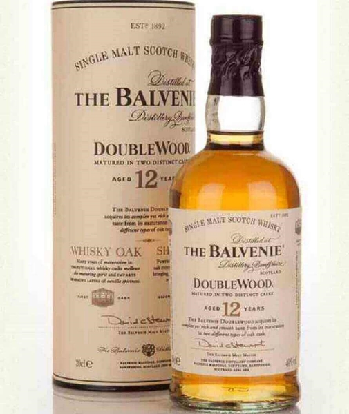 Picture of Balvenie 12yrDoublewood, 20cl