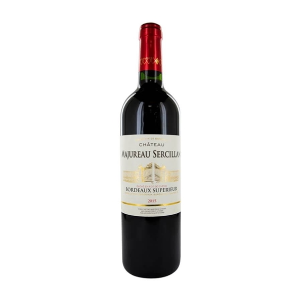 Picture of Chateau Majureau Sercillan, 75cl