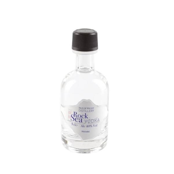 Picture of Rock Sea Vodka - Isle of Wight, 5cl
