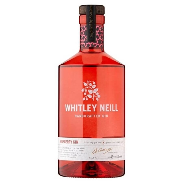 Picture of Whitley Neill Raspberry Gin, 70cl