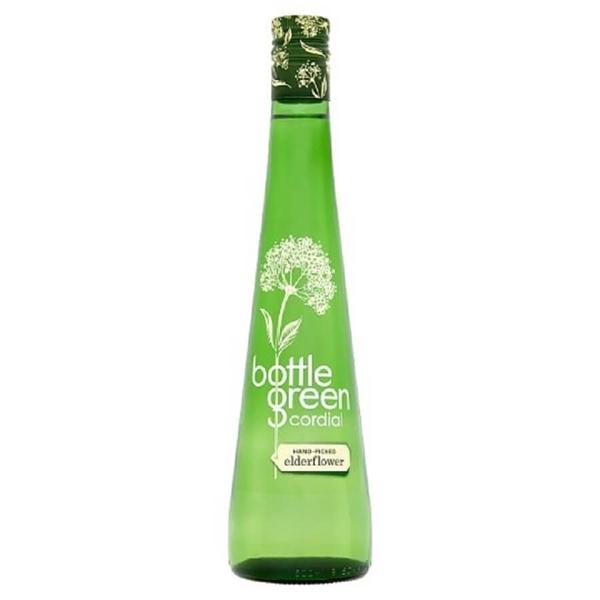 Picture of Bottle Green Elderflower, 500ml