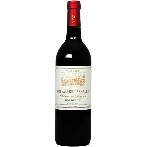 Picture of Chevalier Lasalle Single Estate Claret, 75cl