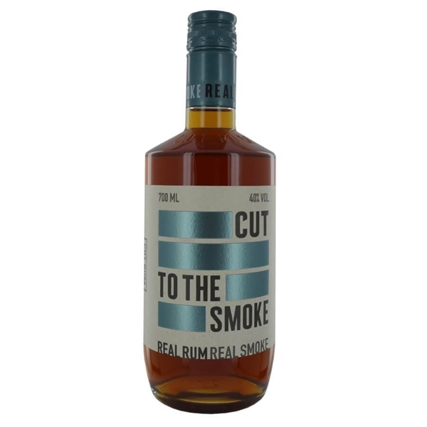 Picture of Cut Smoked Rum , 70cl