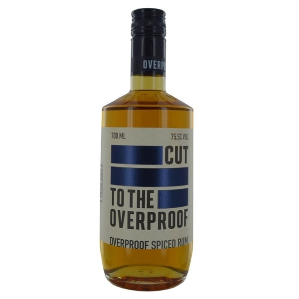 Picture of Cut Overproof Spiced  Rum, 70cl