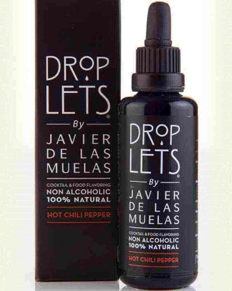 Picture of Droplets Hot Chillie Bitters, 50ml
